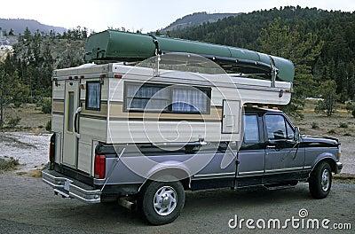 Truck camper 2