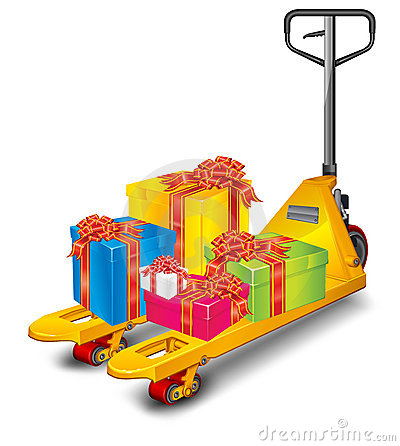 Truck & gifts