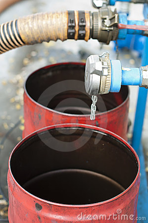 Truck Hoses for fuel station, oil barrels