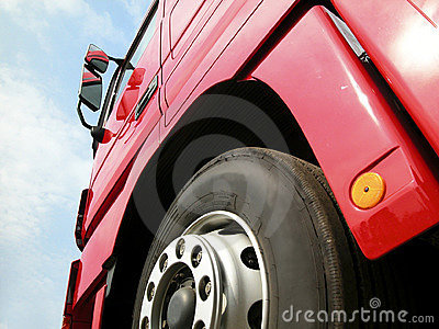 Truck and tire