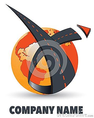 Trucking Company Logo Stock Illustration Image 53108801