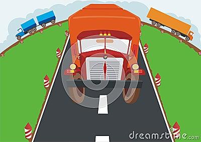 Trucking freight