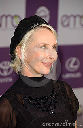 Trudie Styler Editorial Stock Photo