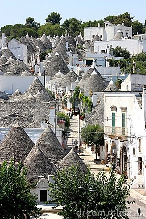 Free Trulli Aerial View, Alberobello, Italy Royalty Free Stock Photo - 6208115