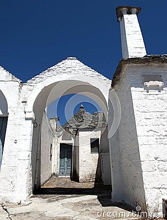 Free Trulli Di Alberobello Royalty Free Stock Photography - 26389917