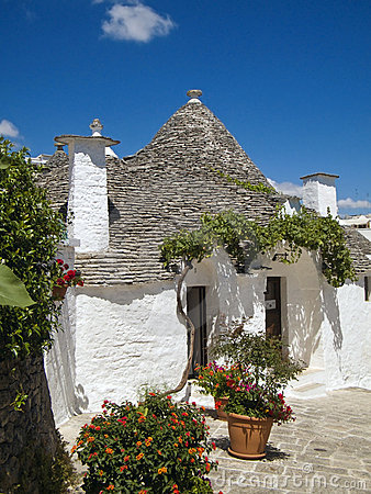 Free Trulli Of Alberobello. Apulia. Stock Photography - 13789392