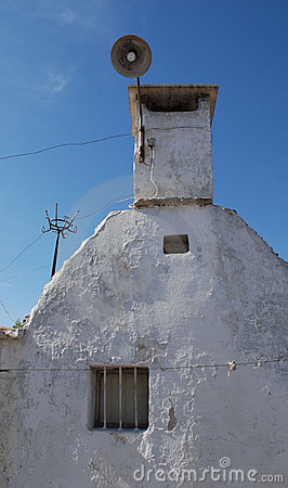 Trullo with Chimney