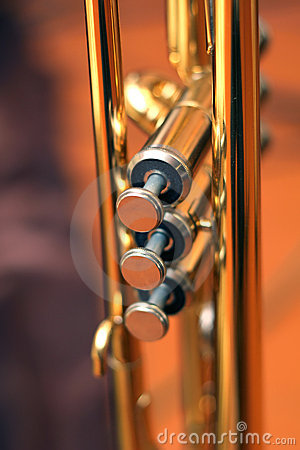 Free Trumpet Stock Photography - 19896992