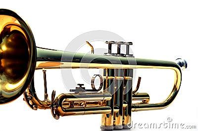 Trumpet close