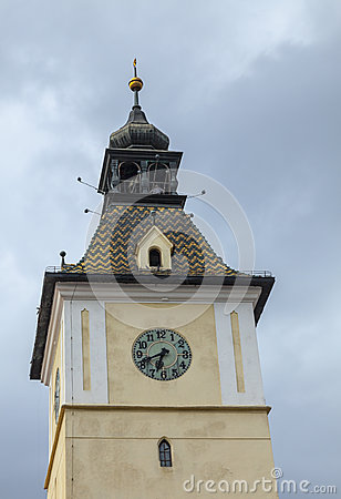 Free Trumpeters Tower- Brasov, Romania Stock Photography - 36190822