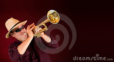 Trumpeting an Announcement