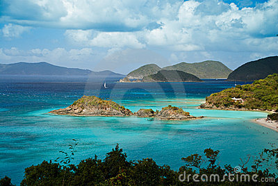 Trunk Bay Virgin Islands