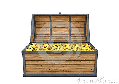 Trunk full of gold