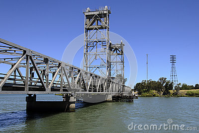 Truss Drawbridge