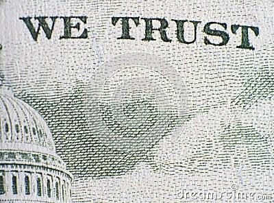 We Trust
