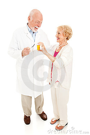 Free Trusted Pharmacist Stock Image - 23013581