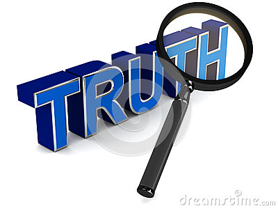 Find Truth Over Lies And Myth Stock Images - Image: 25807554