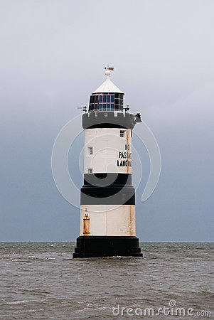 Trwyn Du lighthouse