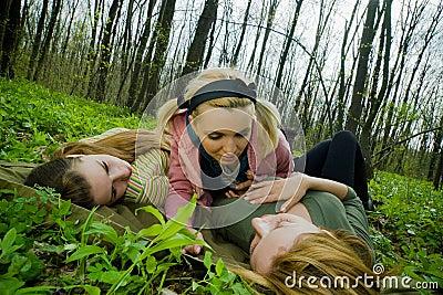 Trzech przyjaciół