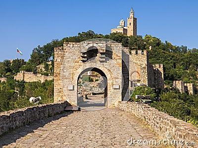 Tsarevets Gate