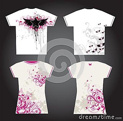 Tshirt projektu