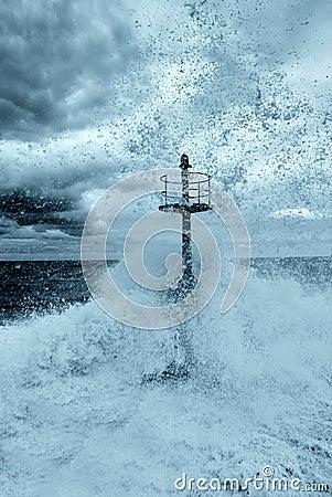Free Tsunami Stock Photos - 19567003