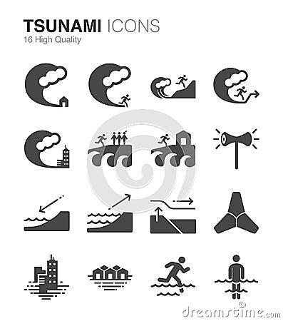 Free Tsunami And Flood Royalty Free Stock Photo - 89980675