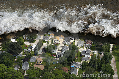 Tsunami Tidal Wave Natural Disaster