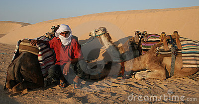 Tuareg Editorial Stock Photo