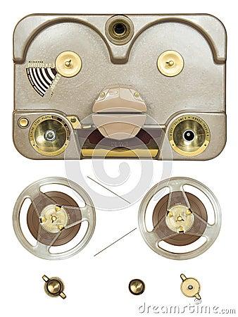 Tube Tape-Recorder Parts