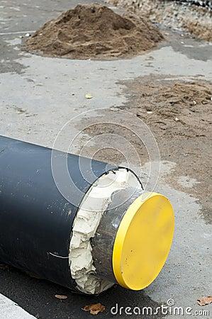 Tubi per il riscaldamento di vapore e dell 39 acqua calda for Tubi del serbatoio dell acqua calda