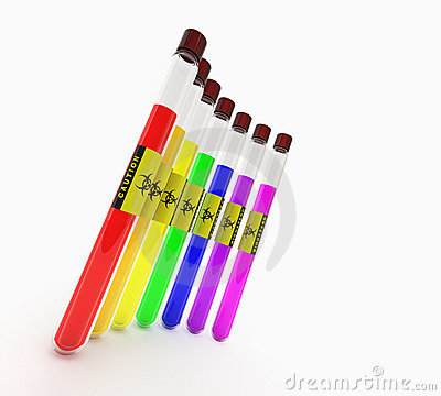 Tubing colors