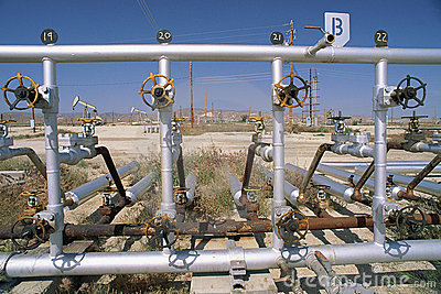 Tubos de petróleo