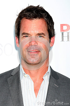 Tuc Watkins arrives at the  Editorial Stock Image