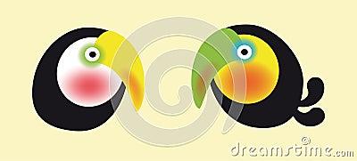 Tucans Duo