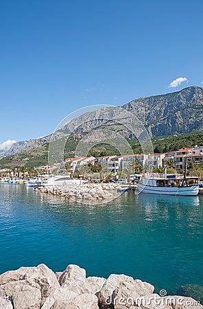 Tucepi,Makarska Riviera,Dalmatia,Croatia