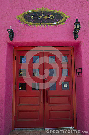 Free Tucson Adobe House Royalty Free Stock Photos - 43577338