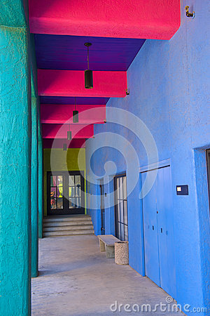 Free Tucson Adobe House Stock Images - 44372874