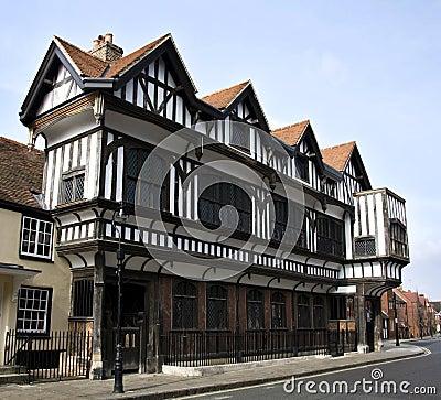 Tudor σπιτιών