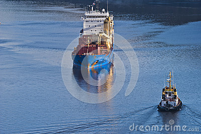 Tug herbert meets bbc europe in the fjord image 19