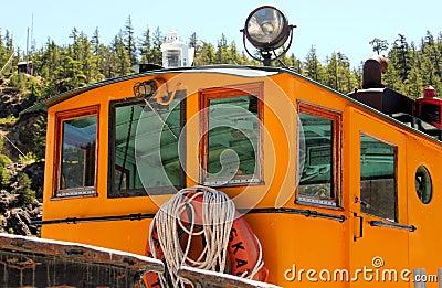 Tugboat Wheel House