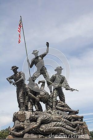 Tugu Negara Monument Malaysia