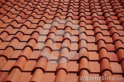 Tuiles de toit image libre de droits image 188986 for Tuiles pour toiture maison