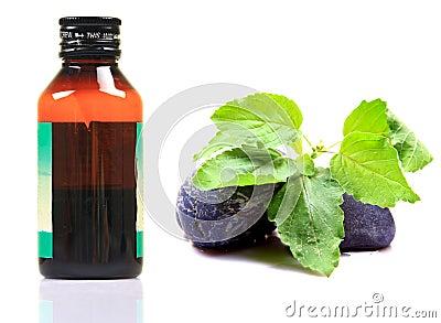 Tulasi cough syrup