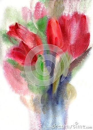 Free Tulips Royalty Free Stock Photos - 11052158