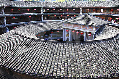 Tulou in china