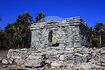 Tulum architecture