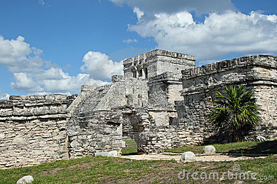 Tulum-El Castillo