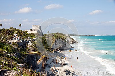 Tulum, Mexico Editorial Photo