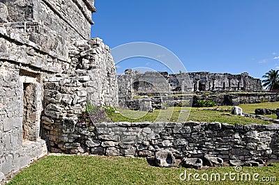 Tulum Mexico Mayan Ruin